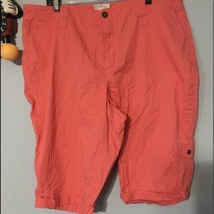 Avenue Bermuda Shorts 20